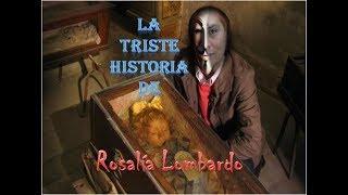 LA TRISTE HISTORIA DE LA NIÑA : ROSALIA  LOMBARDO ( FULGOR 1985 )
