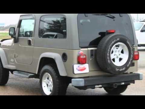 2005 jeep wrangler mt pleasant tx greenville tx cp2090 for Elliott motors mt pleasant tx