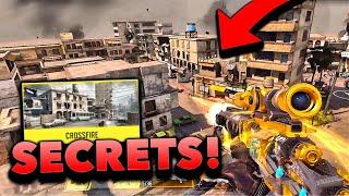 Top 5 NEW Secret Locations in Call of Duty Mobile! (Season 1 Glitches)