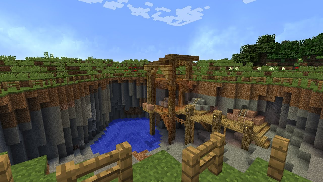 Minecraft: The Utopia Project- Episode 7: Quarry - YouTube