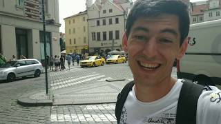 #19 Чехия 2019. Прага. Обмен валют, цены на общепит.