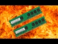 Прогрев (прожарка) оперативной памяти, вторая попытка оживить DDR3