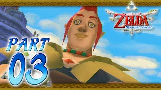 The Legend of Zelda: Skyward Sword - Part 3 - Evidence