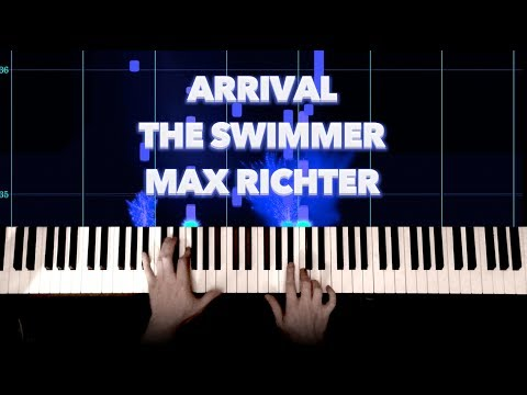 Arrival - The Swimmer Piano (On the Nature of Daylight)