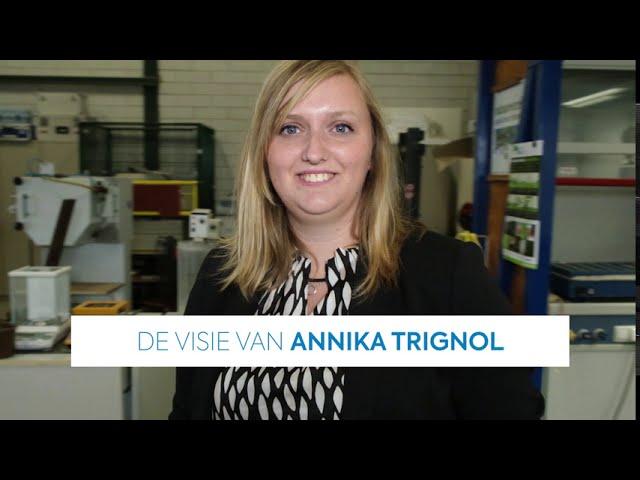 De visie van Annika Trignol (Boskalis) | Transitieteam Circulaire Bouweconomie