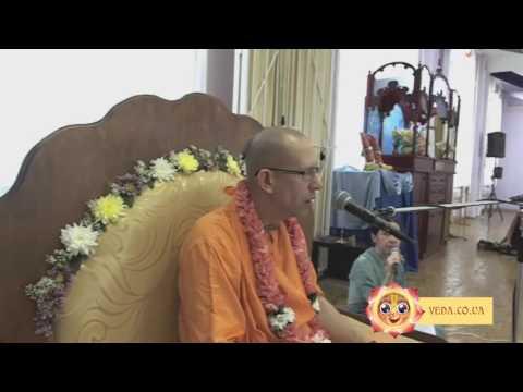 Бхагавад Гита 10.32 - Бхактивайбхава Свами