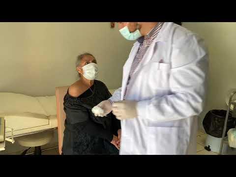 Μαθρακι: Εμβολιασμός κατά της covid-19