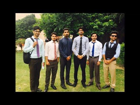 University of Gujrat  Memories BBA 2k11-2k15