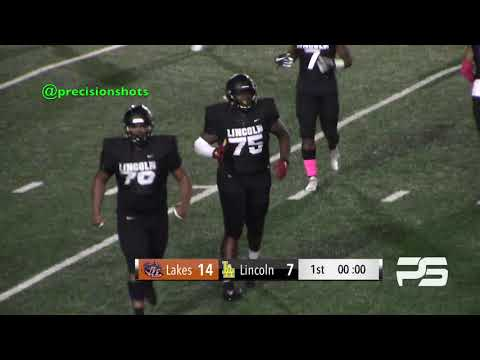 👀💯🤷🏾♂️ The Battle For The 253  (5-2) Lakes Lancers Vs. (6-1) Lincoln Abes (Full Game) 2018