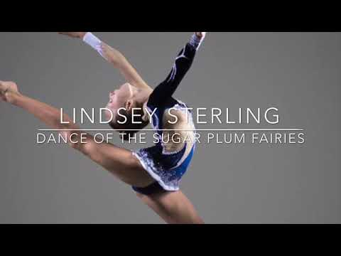 Lindsey Sterling Floor Music Dance Of The Sugar Plum Fairy