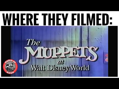 Where they filmed: The Muppets at Walt Disney World! Filming Locations and Secrets! (WORLD OF MICAH