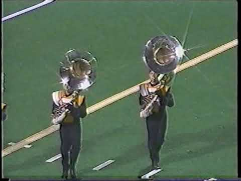 Norwin Senior High School Marching Band 1999 season: Trittico and Sinfonia Noblissima