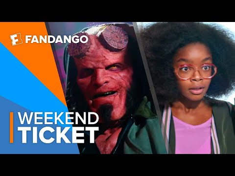 VIDEO: In Theaters Now: Little, Hellboy, Missing Link | Weekend Ticket