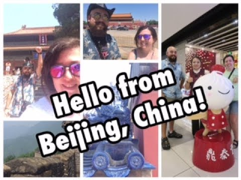 082 - Hello from Beijing, China!