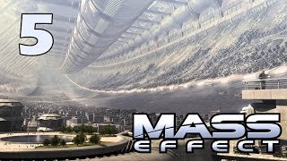 Mass Effect #5 - Жилые сектора и СБЦ