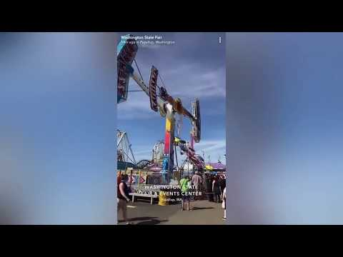 Puyallup Fair (Washington State Fair) - One of the top ten largest US fairs (September 2017)
