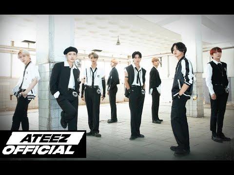 Ateez (에이티즈)-Inception MV Preview