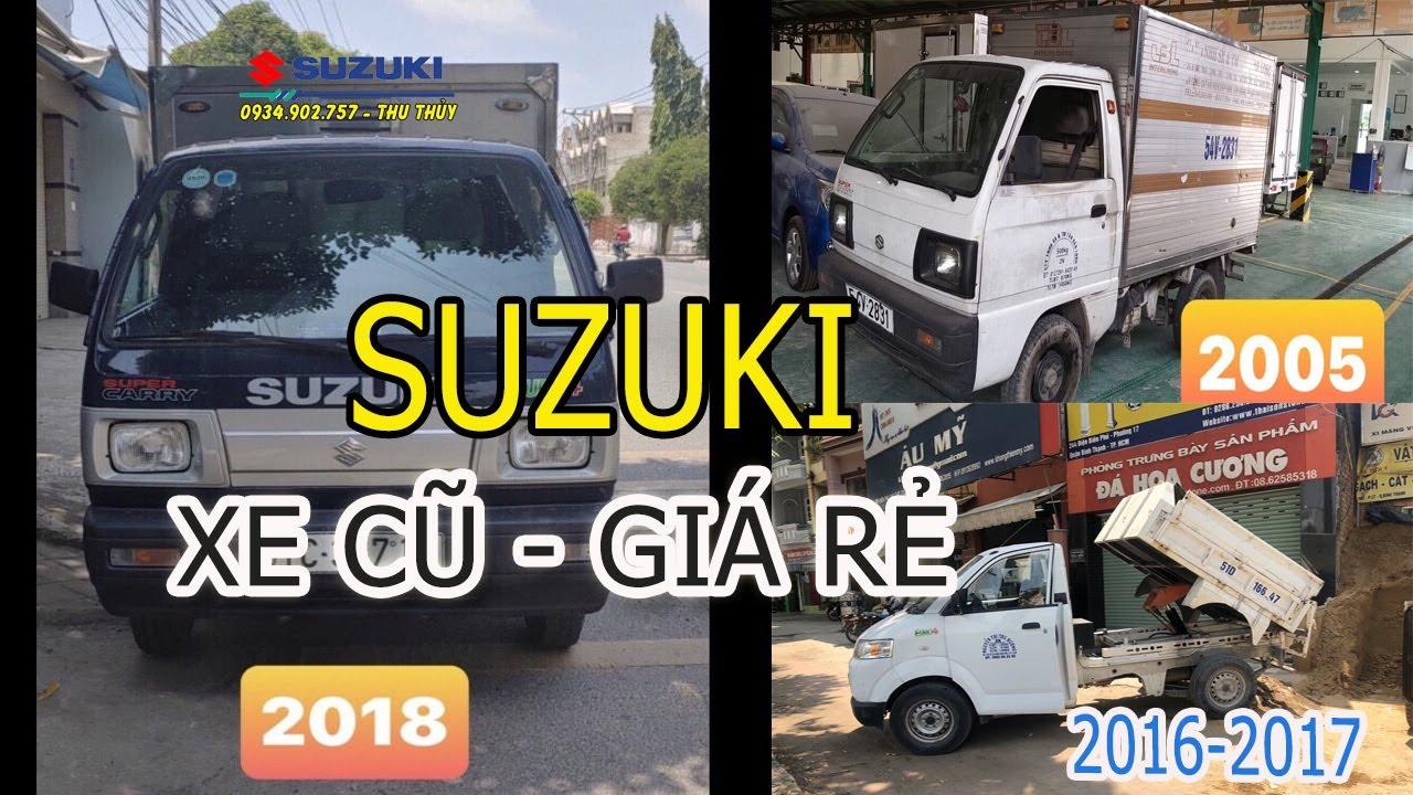 Suzuki Xe Tải Cũ- Giá Rẻ -Mua Trả Góp #suzuki_500kg_cũ, #xe_cũ_suzuki_500kg