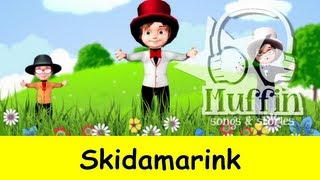 Skidamarink | Family Sing Along - Muffin Songs