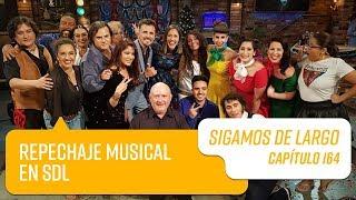 Capítulo 164: Segundo repechaje musical en SDL   Sigamos de Largo 2019