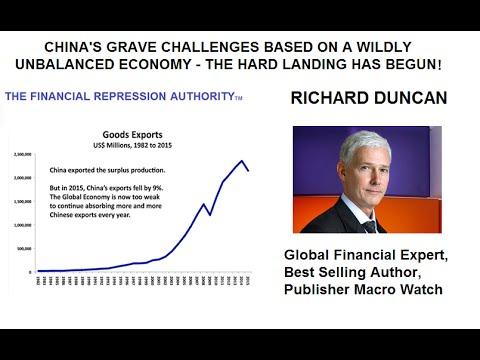 CHINA'S HARD LANDING HAS ALREADY BEGUN - 06-10-16 - FRA w/ Richard Duncan