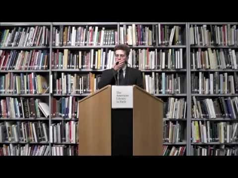 John Muller @ The American Library in Paris | 6 January 2015