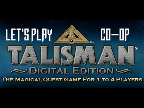 Let's Play Talisman (co-op) part 1