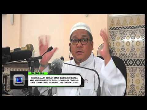Adab Dan Waktu Mustajab Doa - Ustaz Shamsuri Hj Ahmad