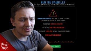 Ich teste die schlimmste Challenge! Run the Gauntlet Selbstexperiment!
