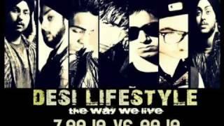 Desi Lifestyle - Aaja Ve Aaja (Audio) - D