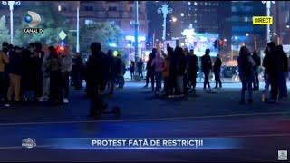 Stirile Kanal D (08.11.2020) - Ultima zi inainte de inchidere! Protest fata de restrictii!