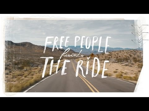 Free People Presents | The Ride ft. Erin Wasson