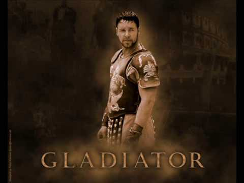 "Gladiator Soundtrack ""Now We Are Free"""