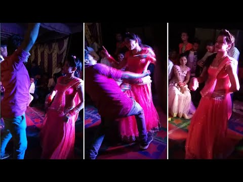 Rai Dance On Village Marriage Party  Jawabi Rai Kallu Dhari Hai Bandariya Rai  Jittu Khare Ki Rai