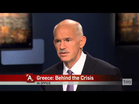 George Papandreou: Greece, Behind the Crisis