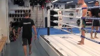 GB Gym Helsinki -esittelyvideo
