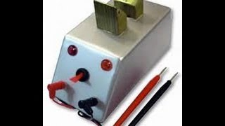 Como fazer umTatuzinho, testador de rotores , induzidos parte 1