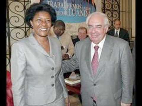 Los emboscados en Luanda