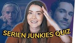 Serien Quiz | Erkennst DU die Serie an den CHARAKTEREN?