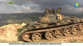 Сенсационный визит Асада в Москву