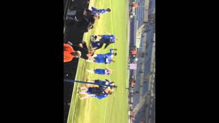 Afterparty KRC Genk 4-1 KV Oostende ( 13/03/2016 )