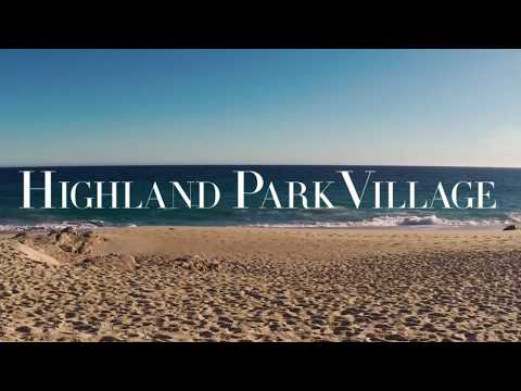 Highland Park Village  Spring 2017 Behind The Scenes