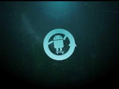 Cyanogenmod Logo (Wiggle)