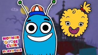 Monster Finger Family + More   Mother Goose Club Nursery Rhyme Cartoons