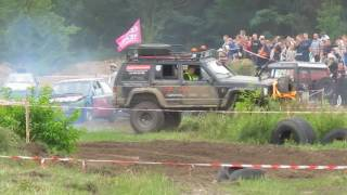 Survival Wrak Race cz.1