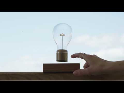 FLYTE: Levitating light