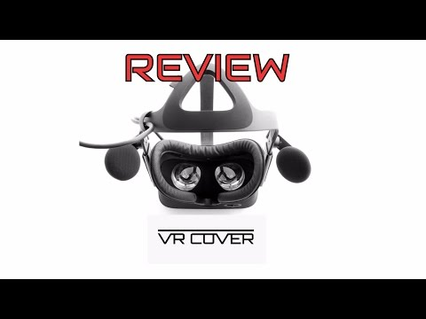 Oculus Rift VR Cover Review - Facial Interface & Foam Replacement
