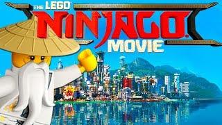 LEGO Ninjago Movie Videogame Прохождение Часть 10 СПАСЕНИЕ НИНДЗЯГО СИТИ