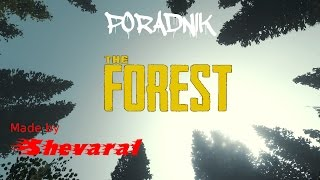 The Forest - Jak znaleźć katanę  patch v 0.31 - Nieaktualny