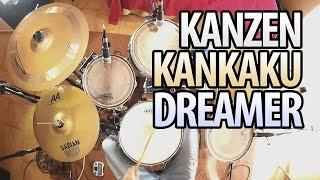 ONE OK ROCK - Kanzen Kankaku Dreamer (Drum Cover) thumbnail